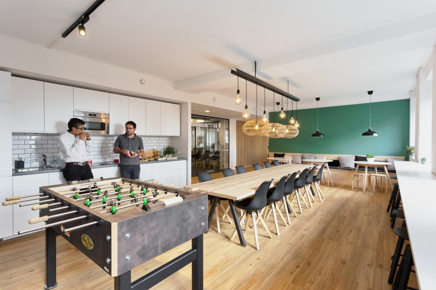 Peter Lily & Manistal Coworking