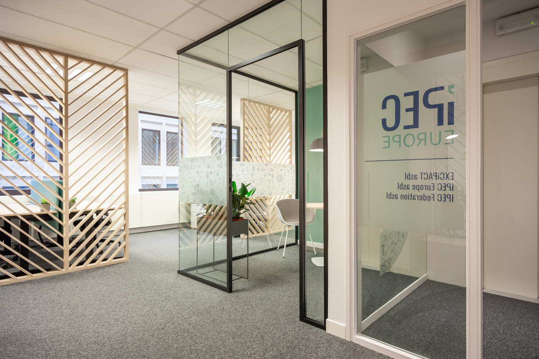 Space Refinery workspace design and build for IPEC Europe